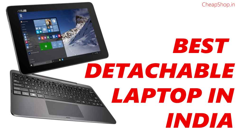 Best Detachable Laptop in India 2020